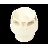 Ak.Alarmgeber weiß 102mm Sockel (IP65)